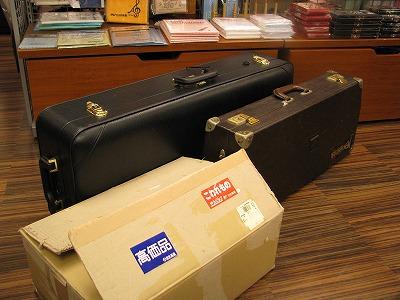 中古管楽器が入荷しました 2009.5/27