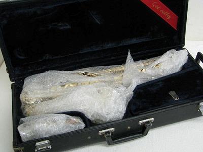 中古管楽器が入荷しました 2009.6/11