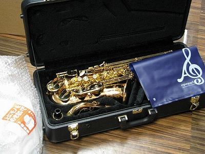 中古管楽器が入荷しました 2009.6/13