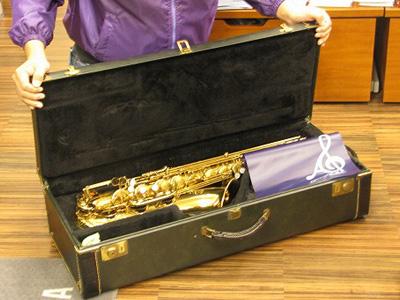 中古管楽器が入荷しました 2009.6/30