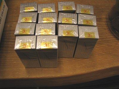 DANZI(ダンツィ) Bbクラリネット リード 入荷 2009.7/3 画像3